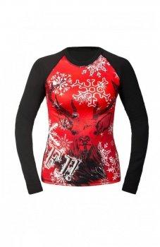 FeelJ! Black Deer bluzka termoaktywna