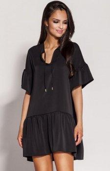 Dursi Lila sukienka czarna