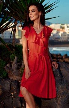 Lemoniade L253 sukienka czerwona