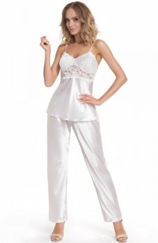 Donna Venus piżama ecru