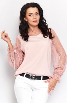 Roco B043 bluzka różowa