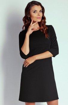 Nommo NA103 sukienka czarna
