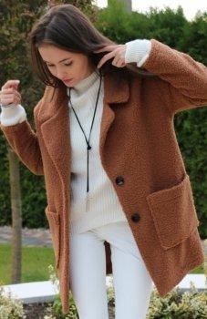 Roco 0012 płaszcz brązowy