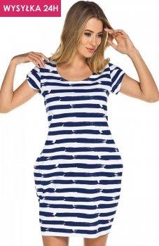 *Italian Fashion Zina kr.r. koszulka