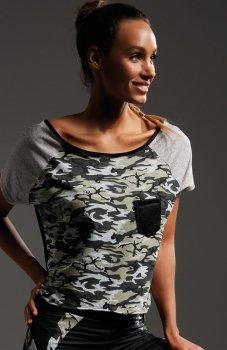 Krisline Black Moro bluzka
