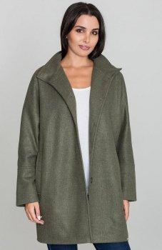 Figl M589 płaszcz oliwkowy