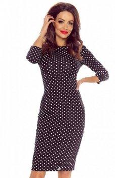Bergamo Eleonora sukienka czarna