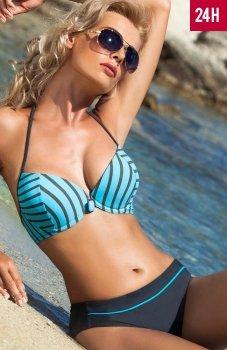 *Ewlon Sofia kostium kąpielowy niebieski