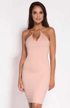 Dursi Sila sukienka różowa