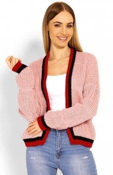PeekaBoo 60004 sweter brudny róż