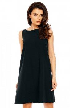 Nommo NA486 sukienka czarna