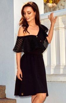 Lemoniade L246 sukienka czarna