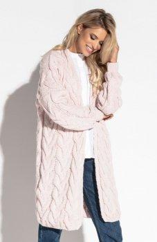 Fobya F573 sweter różowy