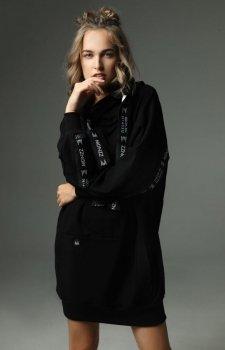 Madnezz After dark sukienka czarna