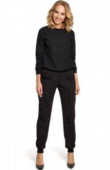 Moe M332 spodnie czarne