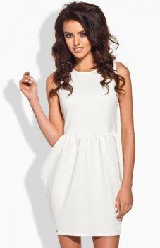 Lemoniade L141 sukienka ecru
