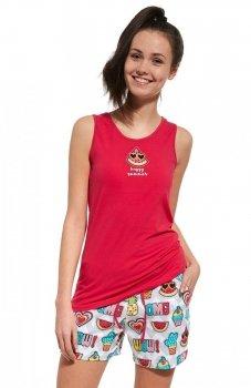 Cornette F&Y 292/26 Happy piżama