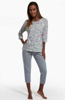 Cornette 147/195 Flowers piżama