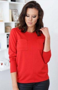Lapasi L038 bluzka czerwona