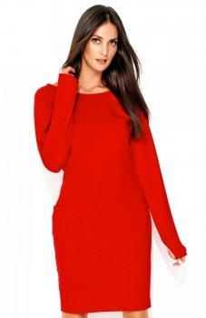 Numinou NU135 sukienka czerwona