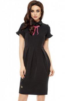 Leminiade L234 sukienka czarna