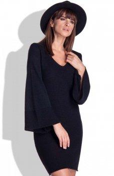 FIMFI I154 sukienka czarna