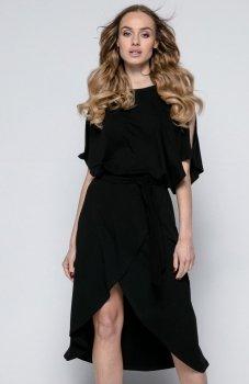 FIMFI I248 sukienka czarna