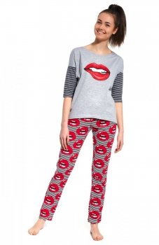 Cornette F&Y 200/27 Lips piżama
