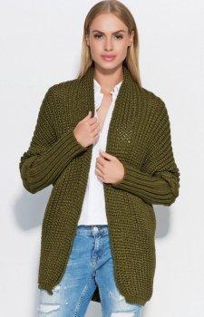 Makadamia S46 sweter khaki
