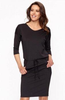 Lapasi L021 sukienka czarna