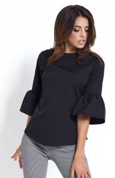 Ivon Avril koszula czarna