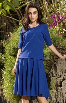 Lemoniade L237 sukienka chabrowa