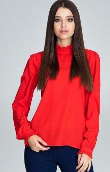 Figl M595 bluzka czerwona