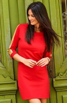 Numinou NU139 sukienka czerwona