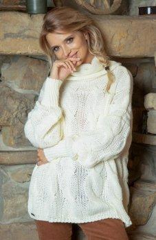 Fobya F616 sweter ecru