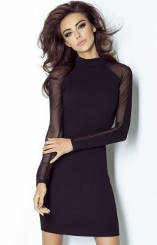 Ivon 209 Jessica sukienka czarna