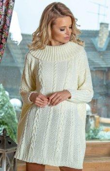 Fobya F618 sweter ecru