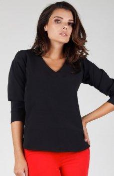 Nommo NA328 koszula czarna