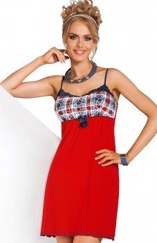 Donna Salsa koszulka czerwona