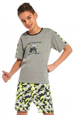 Piżama Cornette Kids Boy 217/74 Jeep kr/r 86-128