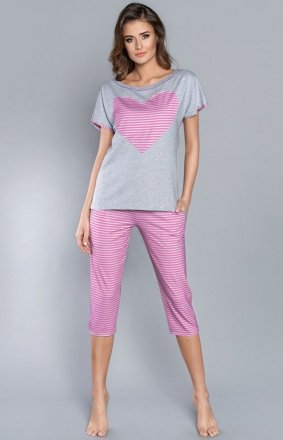 Italian Fashion Dekada kr.r. sp.3/4 nocna piżama