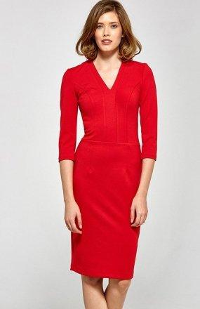 Colett CS17 sukienka czerwona