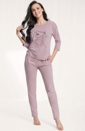 Luna 521 piżama damska