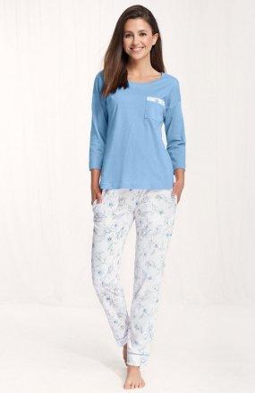 Luna 644 MAXI piżama damska