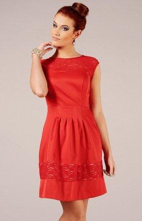 Vera Fashion Chiara sukienka czerwona
