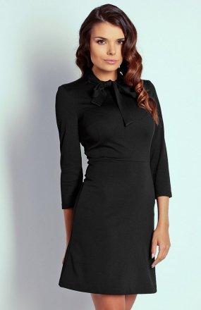 Nommo NA102 sukienka czarna