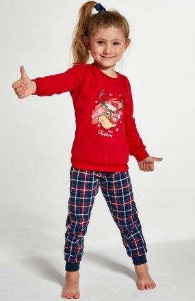 Cornette Young Girl 592/130 Reindeer piżama
