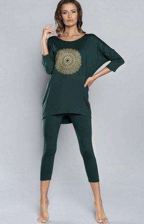 Italian Fashion Mandala piżama damska