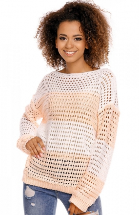 PeekaBoo 70002 sweter morelowy