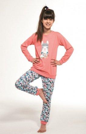 Cornette Young Girl 354/115 Llama dł/r 134-164 piżama dziewczęca